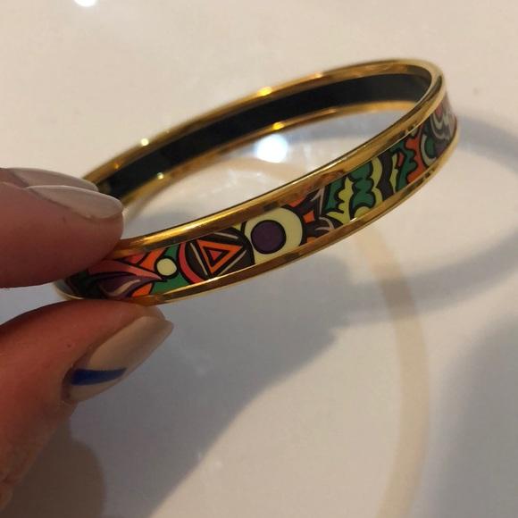 939b4c78fbd Hermes Jewelry - Hermes Printed Enamel